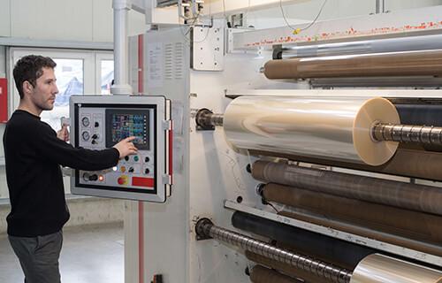 TK Folien Produktion - Ultralen - Produkte